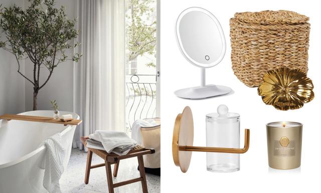 21 produkter som förvandlar ditt badrum – helt utan dyra renoveringar!