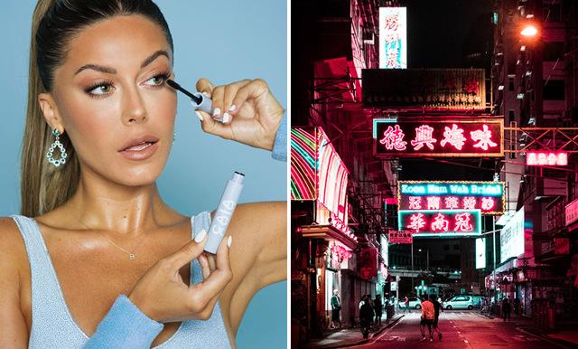 Bianca Ingrossos internationella satsning med Caia Cosmetics – tar sikte på Asien