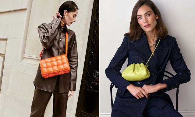Bottega Venetas väskor trendar – här är budgetvarianterna som fixar looken!