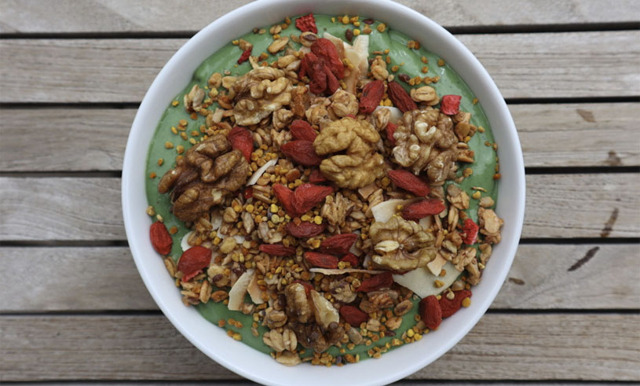 Yoga Josefins bästa smoothie bowls