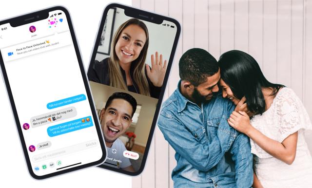 Tinder Video och Facebook Dating är höstens hetaste dejtingnyheter!