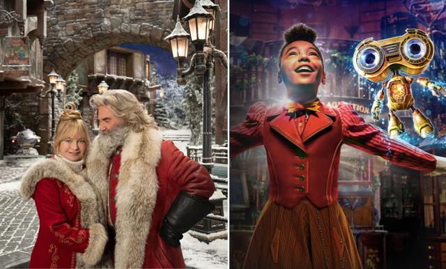 Tjuvstarta julen! Här är julnyheterna på Netflix 2020