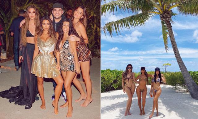 """Kim Kardashian kritiseras efter påkostade lyxresan – påstod att var """"som vanligt"""""""