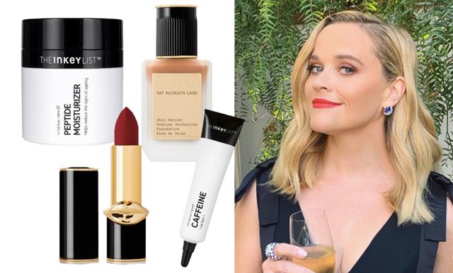 Så fixar du Reese Witherspoons glow från Emmy-galan – till budgetpris
