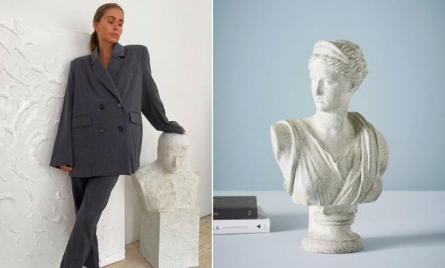 Säsongens trendigaste inredningsdetalj! 9 statyer och byster