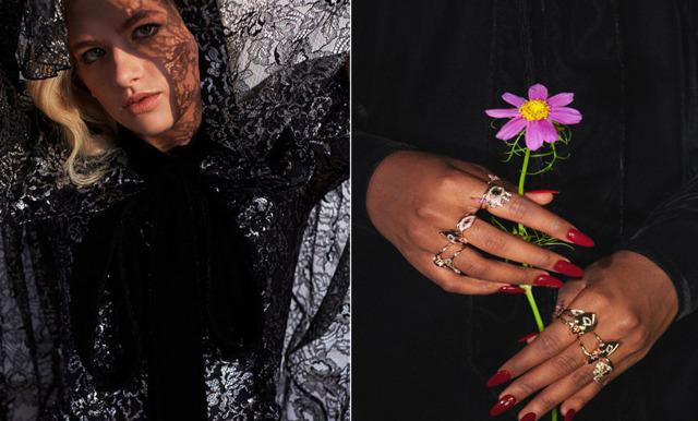 Idag släpps The Vampire's Wife x H&M – se hela kollektionen här!
