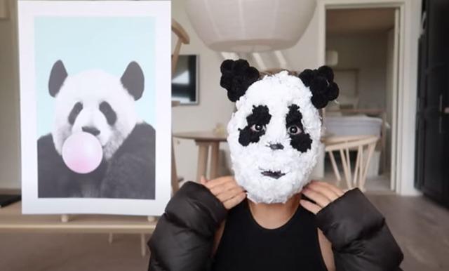 5 makeovers av Therése Lindgren att inspireras av inför Halloween