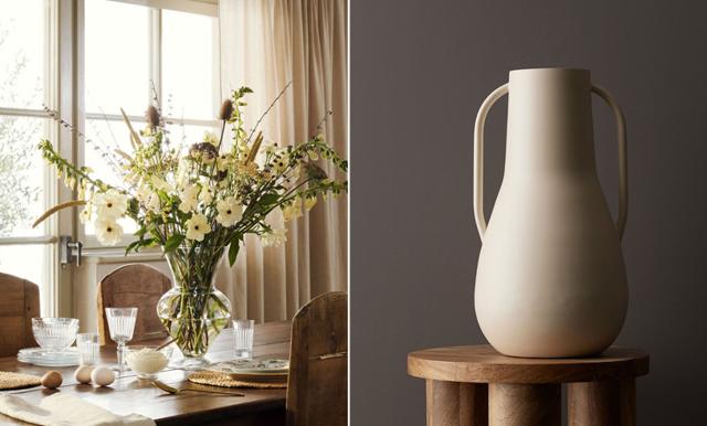 16 trendiga och stilrena vaser – från budget till lyx