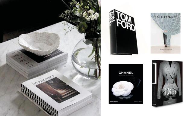 Stilsäkert hem – 18 snygga coffee table-böcker som du kommer att vilja ha