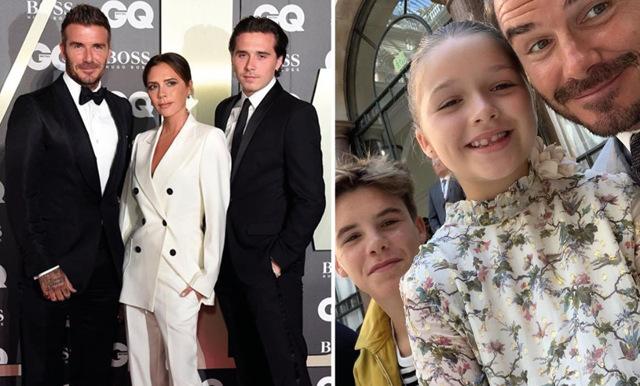 Victoria och David Beckham landar dokumentärdeal med Netflix för 16 miljoner pund