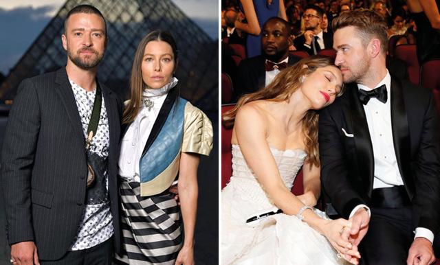 Justin Timberlake och Jessica Biel välkomnar sitt andra barn ihop