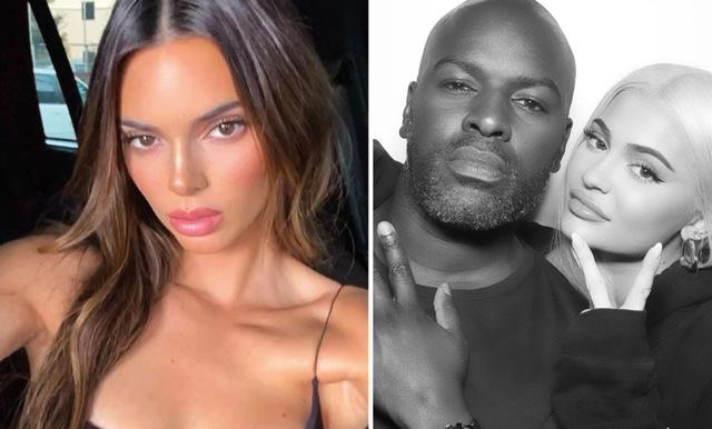 """Corey Gamble väljer sida – kallar Kendall Jenner """"oförskämd"""" efter dramatiskt bråk med Kylie"""