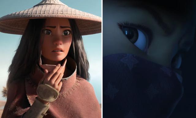 Trailern för Raya och den sista draken är här och vi kan knappt vänta!