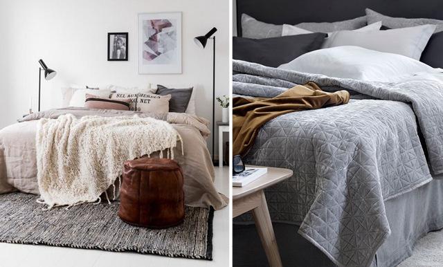 14 tips på hur du ska inreda ditt sovrum i höst