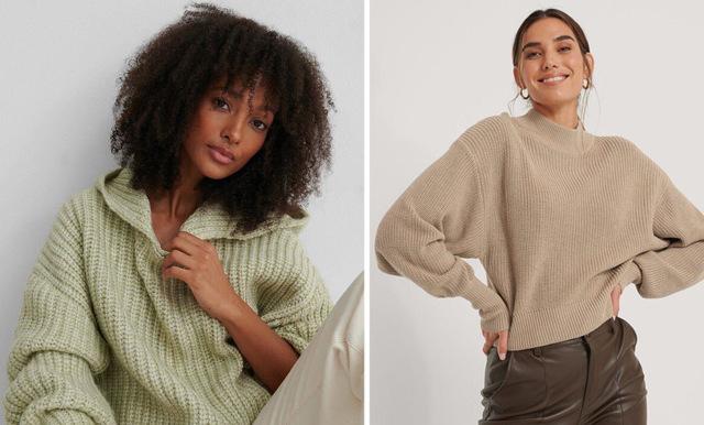 Varm och snygg i stickat – här är säsongens härligaste tröjor!