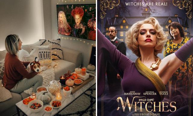 """Kom i stämning för Halloween med Anne Hathaway – Se trailer för """"The Witches"""" här"""