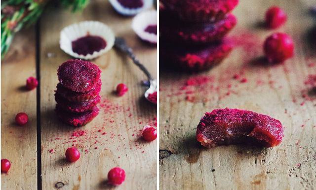 Låt lingonknäck bli årets nykomling på ditt julbord