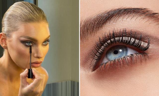 6 misstag vi alla gör när vi sminkar våra ögonfransar med mascara