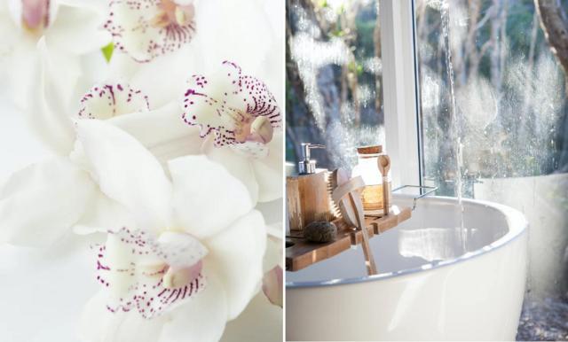 10 bästa knepen för att skapa ditt eget hemma-spa