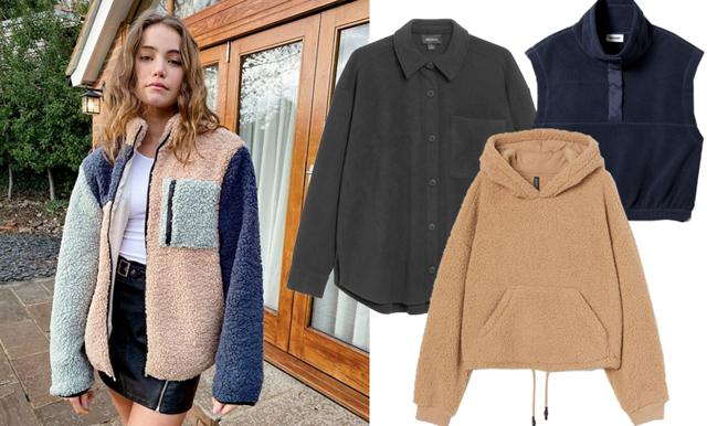 20 trendiga fleecetröjor som värmer dig i vinter