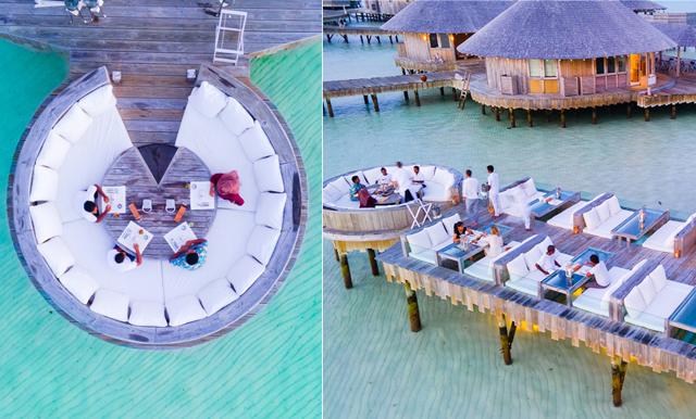 Svenske stjärnkocken öppnar ny lyxrestaurang – på Maldiverna