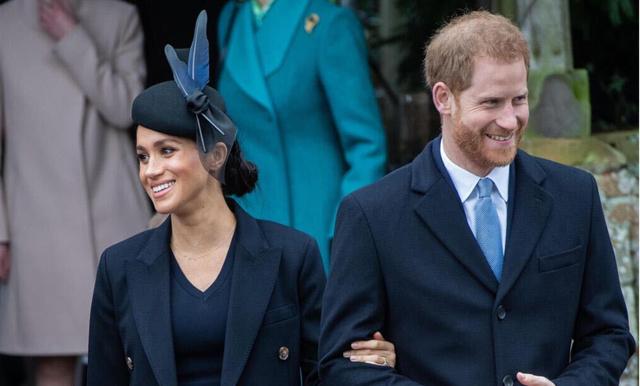 Meghan Markle är gravid – väntar sitt andra barn med prins Harry