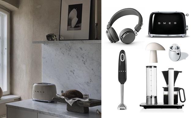Fynda snyggaste tekniken – 11 favoriter till köket och hemmet att hålla utkik efter på rean