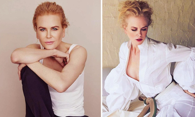 Nicole Kidman avslöjar varför hon inte pratar om sina två äldsta barn