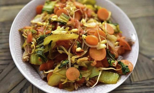 Ida Wargs 7 favoritrecept på varma veganska luncher/middagar