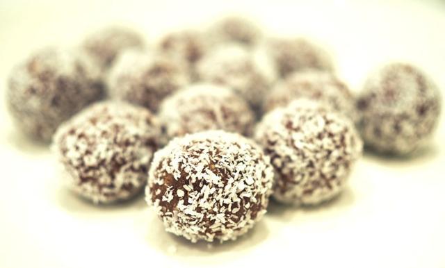 Ida Wargs nyttiga chokladbollar (nötfria)