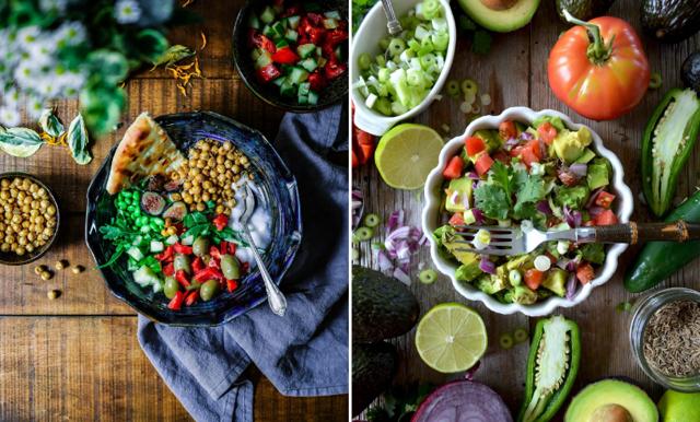Så gör du mättande, goda och nyttiga lunchsallader med våra 5 bästa knep