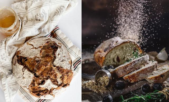 Enkelt, snabbt och supergott frukostbröd – perfekt till helgen!