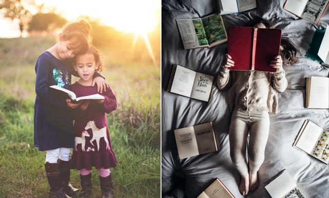 Vill ni minska skärmtiden? 31 barnböcker för små och stora barn