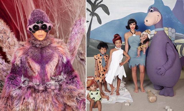 Kim Kardashians bästa Halloween-outfits genom åren