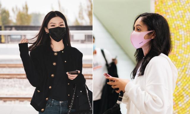 Folkhälsomyndigheten rekommenderar nu munskydd – så här använder du dem