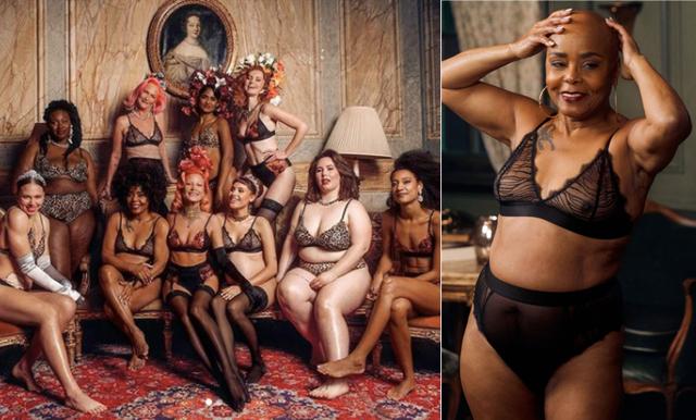 Här är underklädeskampanjen vi fullkomligt älskar just nu!