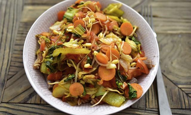 Ida Wargs tips på billig vegansk mat