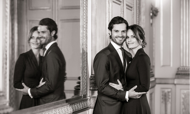 Babylycka i Kungahuset! Prins Carl Philip och Prinsessan Sofia väntar sitt tredje barn