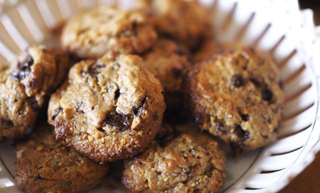 Ida Wargs peanut butter chocolate chip cookies