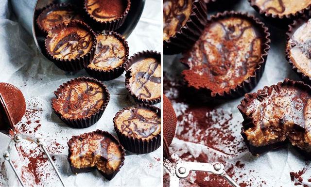 Recept på nyttigt julgodis: Chocolate Go Nuts!