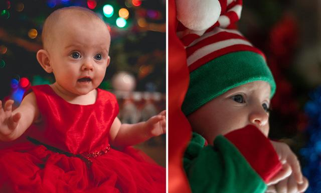 Här är de finaste barnnamnen som är inspirerade av julen – till både flickor och pojkar