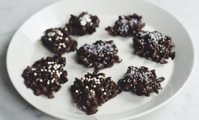 Chokladbräck – Ida Wargs recept på nyttigt julgodis