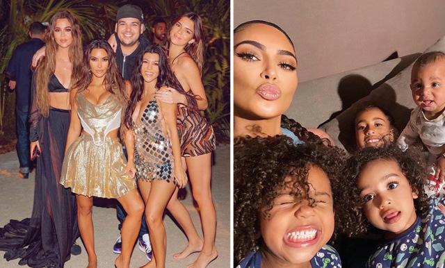 Kardashianfamiljen släpper en ny realityserie