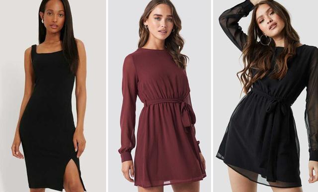23 klänningar till vintern - alla kostar under 600 kronor