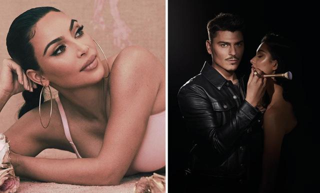 Vi har applicerat puder fel hela livet –  enligt Kim Kardashians makeupartist