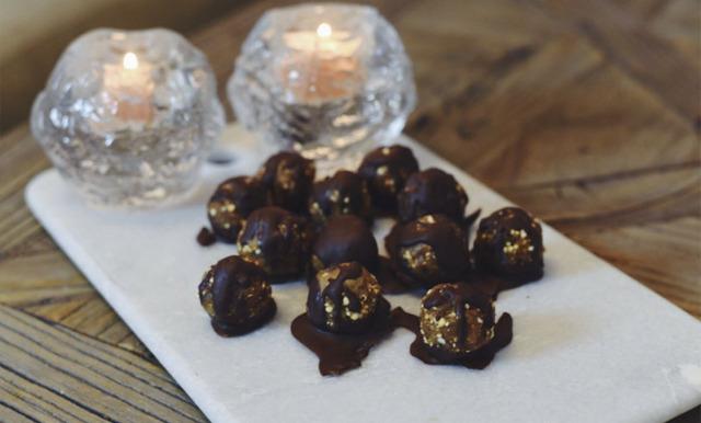 Choklad- & quinoabollar – Ida Wargs nyttiga julgodis