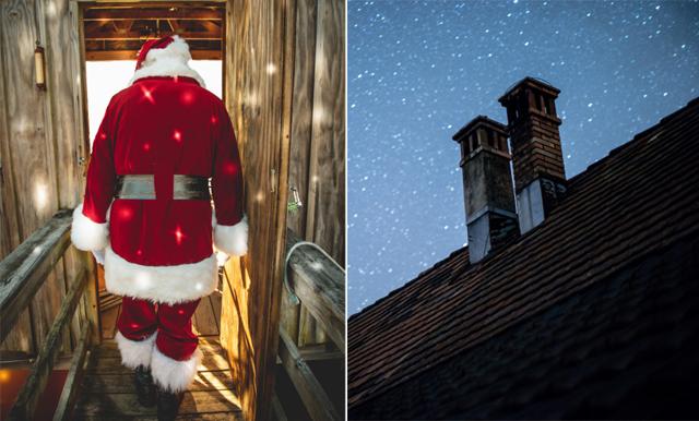 WHO räddar julen: Tomten är gammal och i riskgrupp – men immun mot viruset