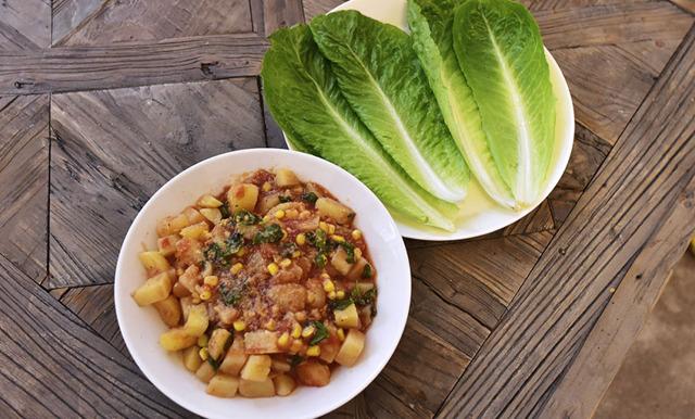 Ida Wargs nyttiga veganska wraps – recept