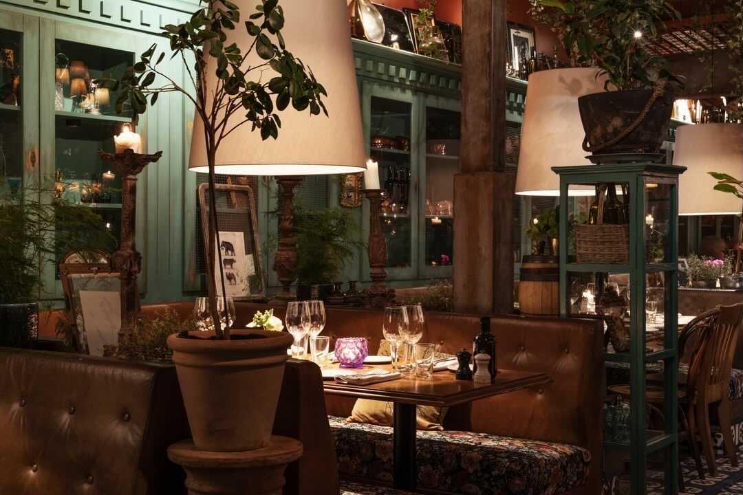 Romantisk Middag Stockholm