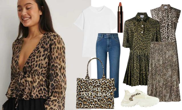 Så stylas leopardtrenden – tipsen, plaggen och detaljerna som gör looken!